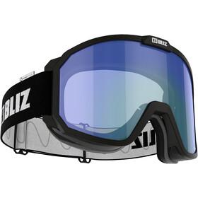 Bliz Rave Nano Optics Gafas, negro/azul
